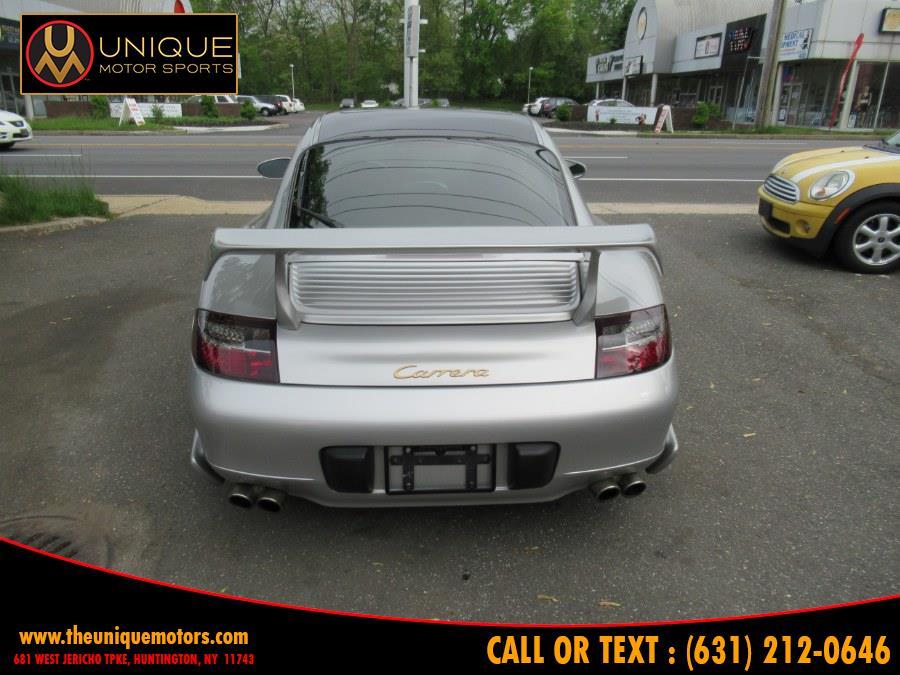 1999 Porsche 911 Carrera 2dr Carrera Cpe 6-Spd Manual, available for sale in Huntington, New York   Unique Motor Sports. Huntington, New York