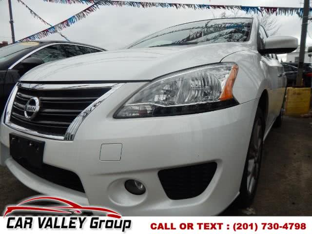 Used Nissan Sentra 4dr Sdn I4 CVT SV 2014 | Car Valley Group. Jersey City, New Jersey
