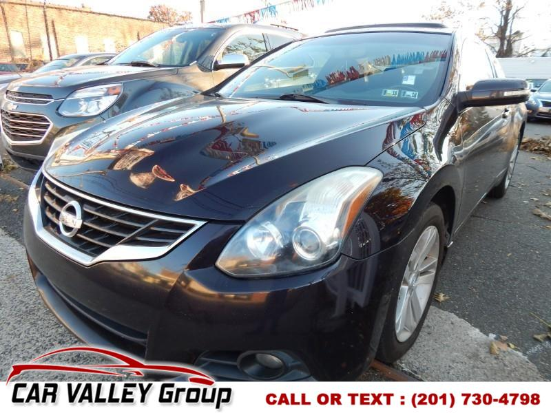 2012 Nissan Altima 2.5 S 6M/T Coupe, available for sale in Jersey City, New Jersey | Car Valley Group. Jersey City, New Jersey