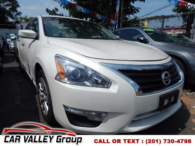 Used 2013 Nissan Altima in Jersey City, New Jersey | Car Valley Group. Jersey City, New Jersey