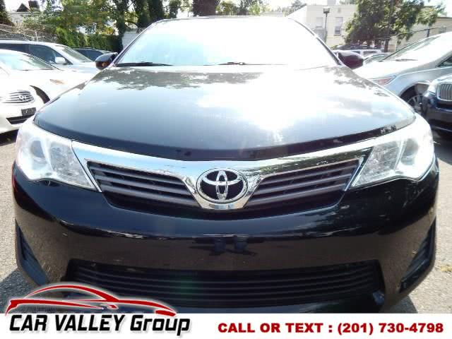 Used 2014 Toyota Camry in Jersey City, New Jersey | Car Valley Group. Jersey City, New Jersey