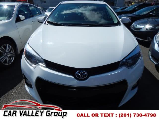 Used 2016 Toyota Corolla in Jersey City, New Jersey | Car Valley Group. Jersey City, New Jersey