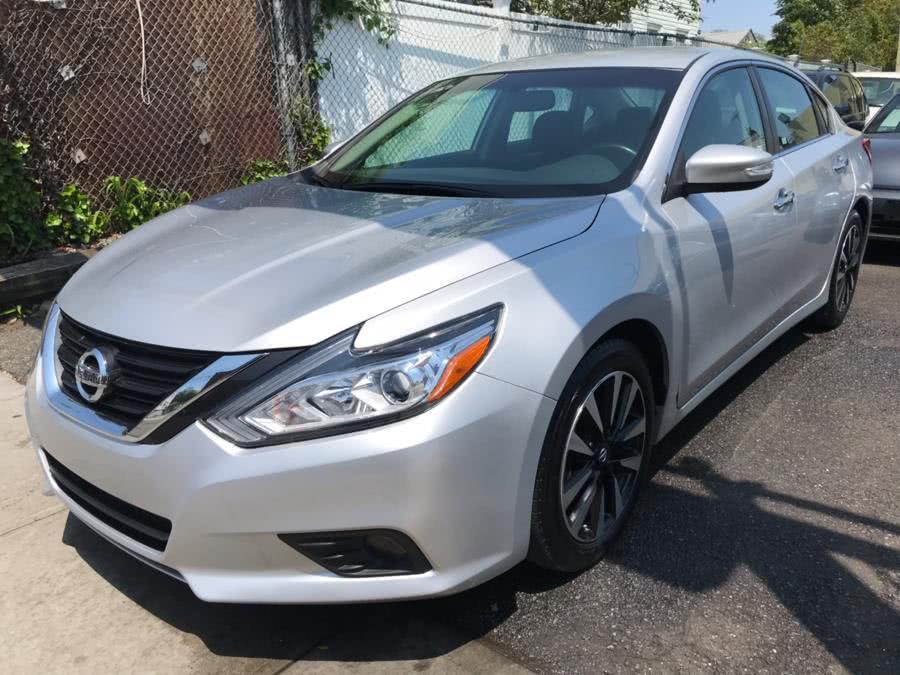 2018 Nissan Altima 2.5 SV Sedan, available for sale in Jamaica, New York   Sunrise Autoland. Jamaica, New York