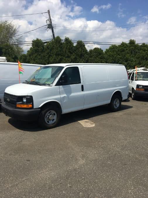 Used 2012 Chevrolet Express Cargo Van in Lindenhurst, New York | The Van Depot Inc.. Lindenhurst, New York