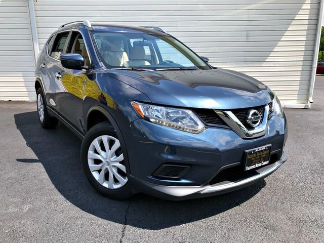 2016 Nissan Rogue S, available for sale in Forestville, Maryland | Valentine Motor Company. Forestville, Maryland