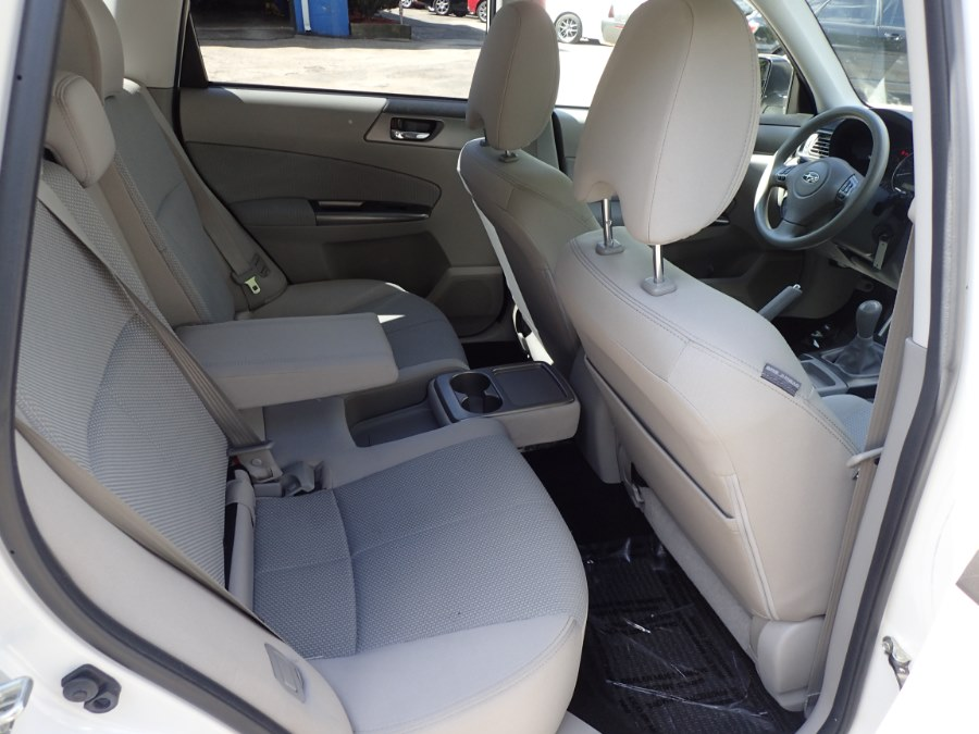 2011 Subaru Forester 2.5X Premium w/All-Weather Pkg, available for sale in Storrs, Connecticut | Eagleville Motors. Storrs, Connecticut