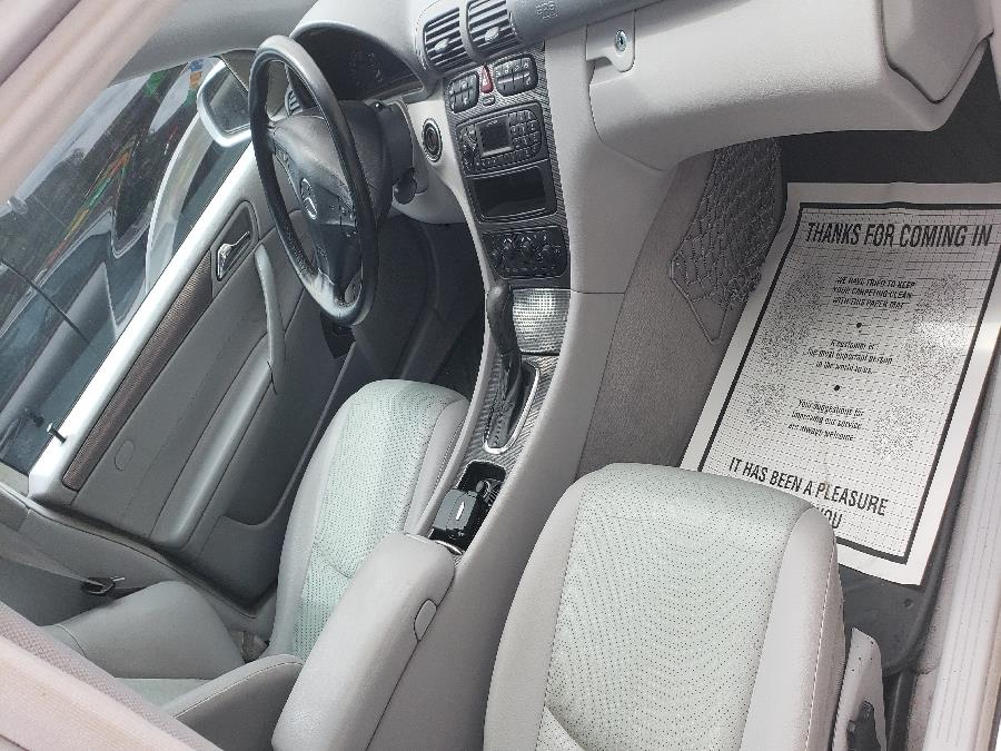 2004 Mercedes-Benz C-Class 4dr Sdn Sport 1.8L Auto, available for sale in Jamaica, New York | Sylhet Motors Inc.. Jamaica, New York