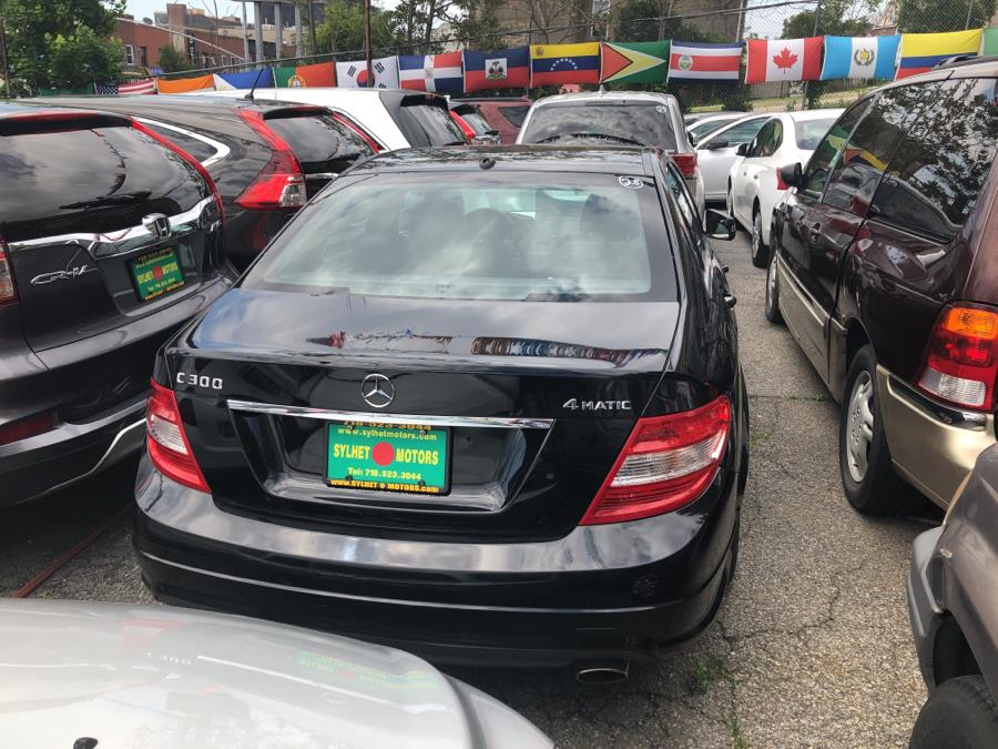 2010 Mercedes-Benz C-Class 4dr Sdn C300 Sport 4MATIC, available for sale in Jamaica, New York | Sylhet Motors Inc.. Jamaica, New York