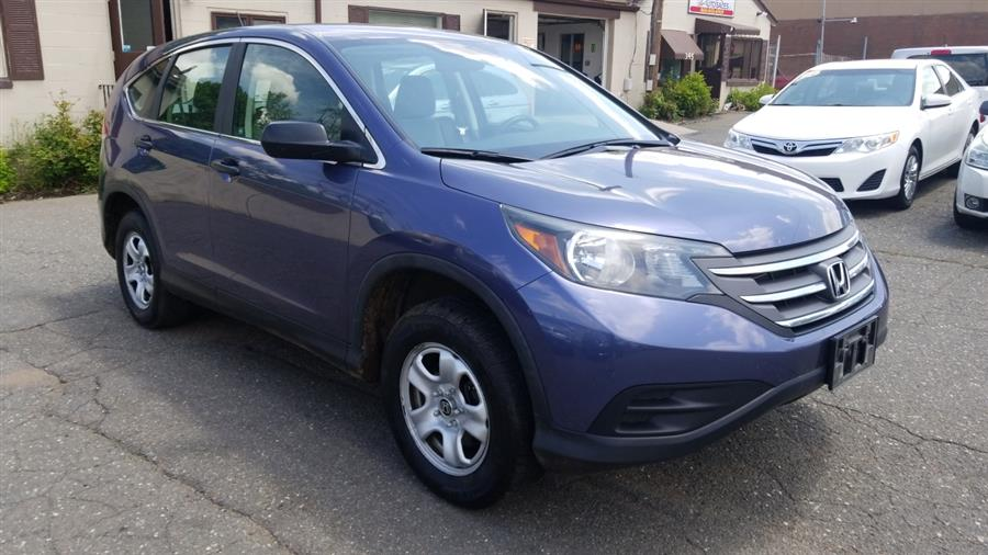 2012 Honda CR-V 4WD 5dr LX, available for sale in Manchester, Connecticut   Best Auto Sales LLC. Manchester, Connecticut