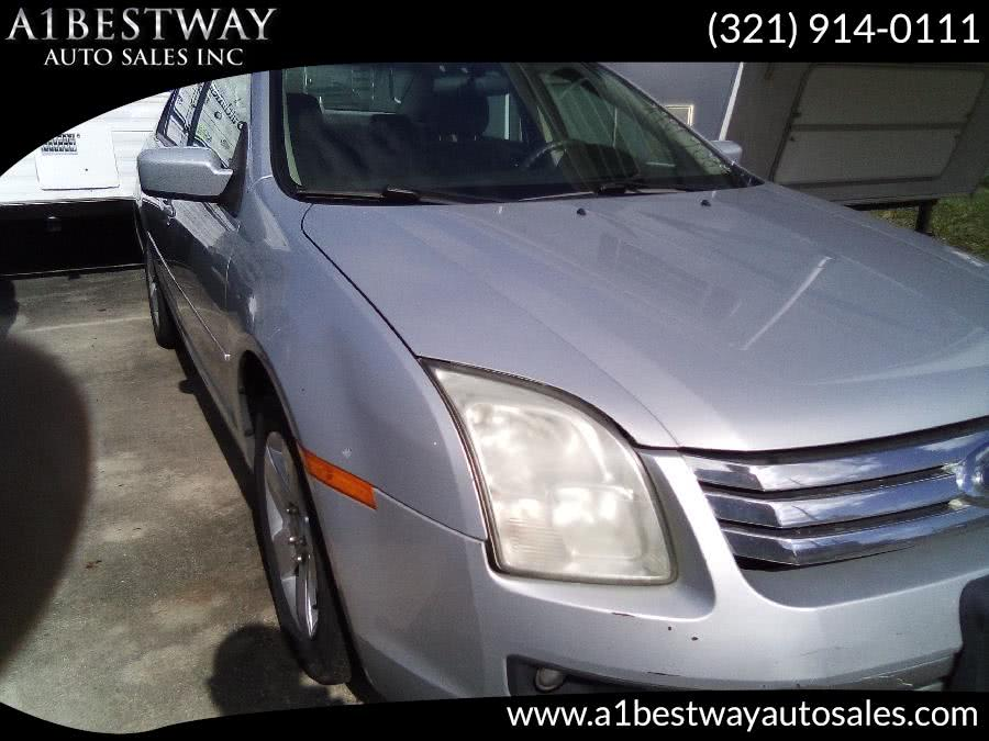 Used 2006 Ford Fusion in Melbourne , Florida | A1 Bestway Auto Sales Inc.. Melbourne , Florida