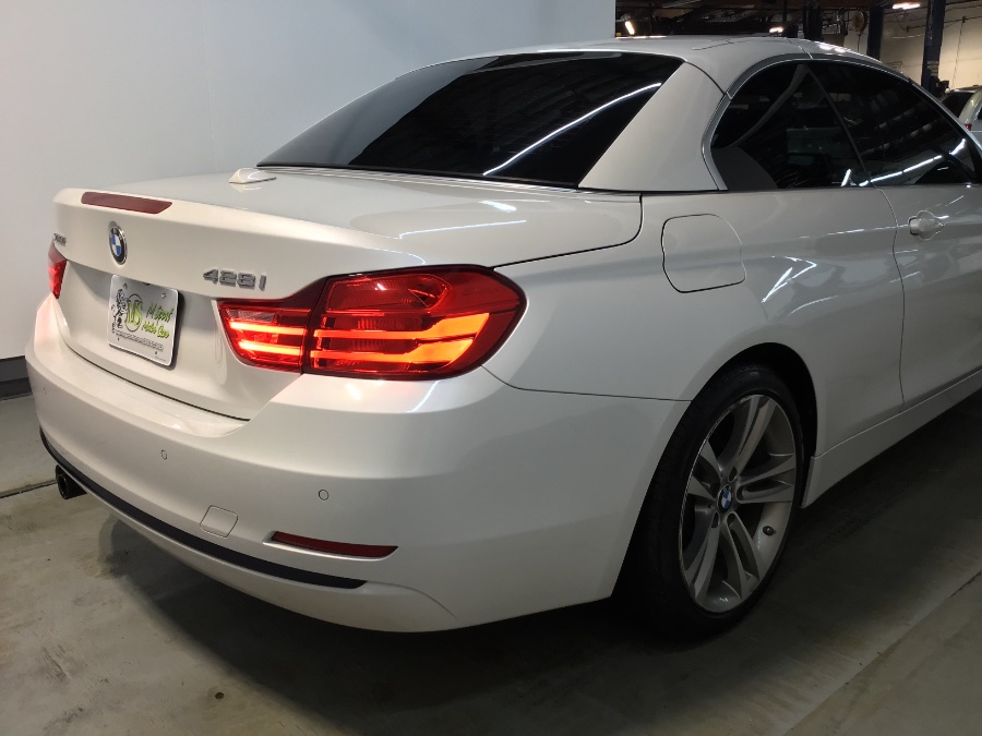 2016 BMW 4 Series 2dr Conv 428i xDrive AWD SULEV, available for sale in Lodi, New Jersey | European Auto Expo. Lodi, New Jersey