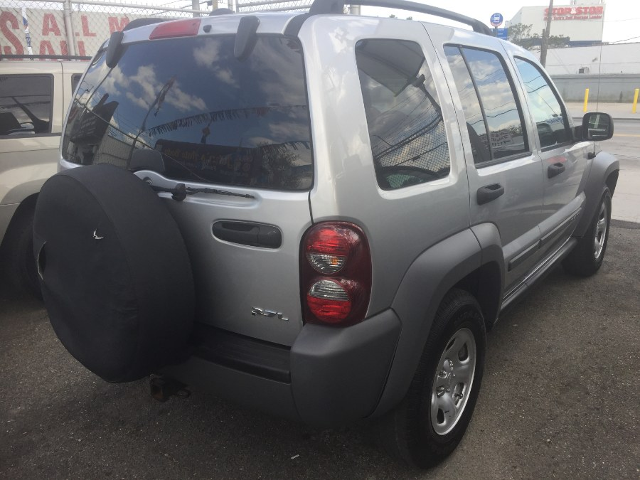 2005 Jeep Liberty 4dr Sport 4WD, available for sale in Middle Village, New York | Middle Village Motors . Middle Village, New York