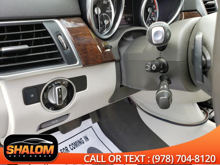 2013 Mercedes-benz Ml 350 BLUETEC, available for sale in South Lawrence, Massachusetts | Shalom Auto Group LLC. South Lawrence, Massachusetts