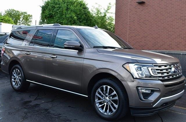 2018 Ford Expedition Max Limited, available for sale in Lodi, New Jersey | Bergen Car Company Inc. Lodi, New Jersey