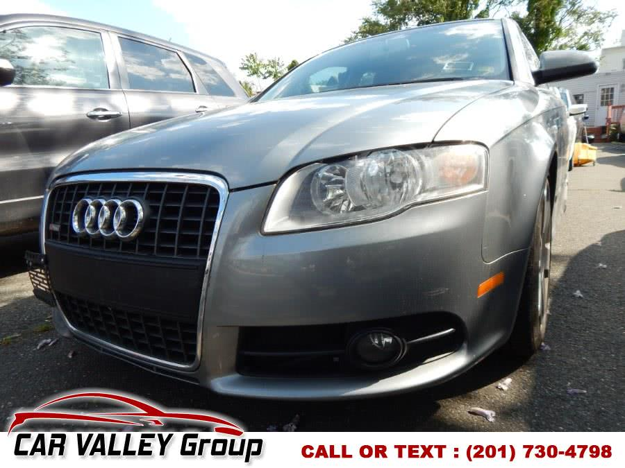 Used 2008 Audi A4 in Jersey City, New Jersey | Car Valley Group. Jersey City, New Jersey