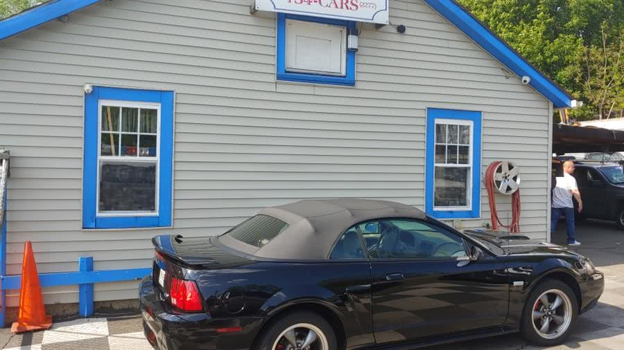 2003 Ford Mustang 2dr Conv GT Premium, available for sale in Ansonia, CT