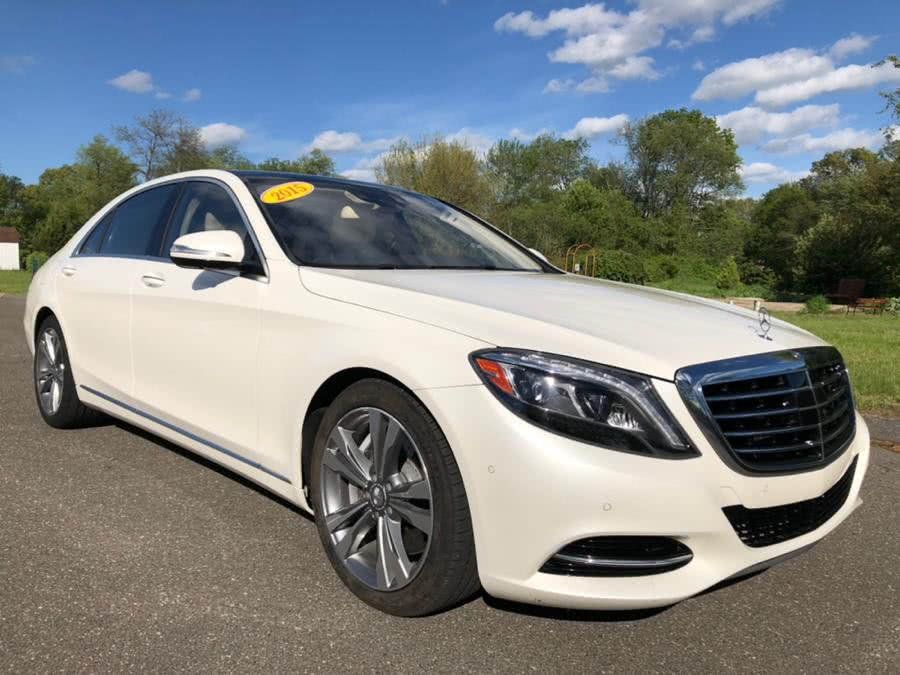 Used 2015 Mercedes-Benz S-Class in Agawam, Massachusetts | Malkoon Motors. Agawam, Massachusetts