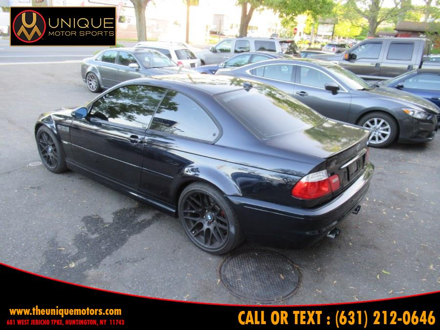 2006 BMW 3 Series M3 2dr Cpe, available for sale in Huntington, New York | Unique Motor Sports. Huntington, New York