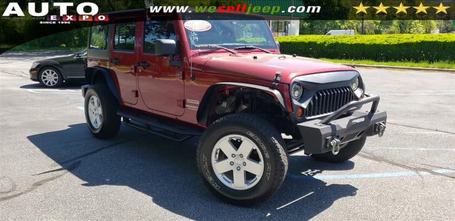Used 2012 Jeep Wrangler Unlimited in Huntington, New York | Auto Expo. Huntington, New York