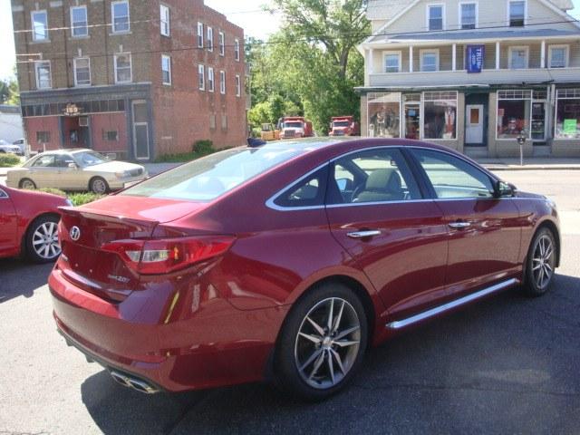 2015 Hyundai Sonata 4dr Sdn 2.0T Sport *Ltd Avail*, available for sale in Torrington, Connecticut   Ross Motorcars. Torrington, Connecticut