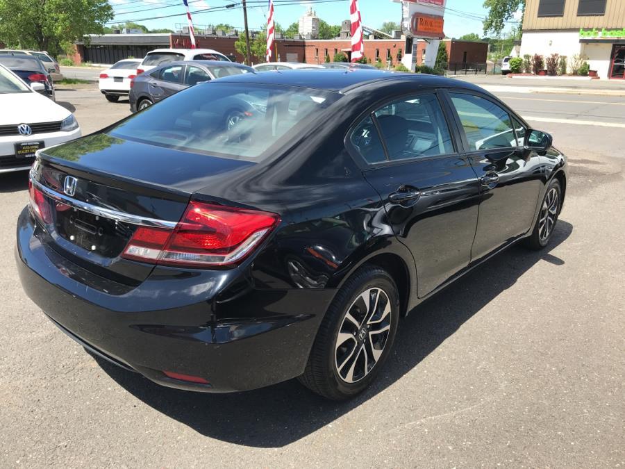 2015 Honda Civic Sedan 4dr CVT EX, available for sale in West Hartford, Connecticut | Auto Store. West Hartford, Connecticut