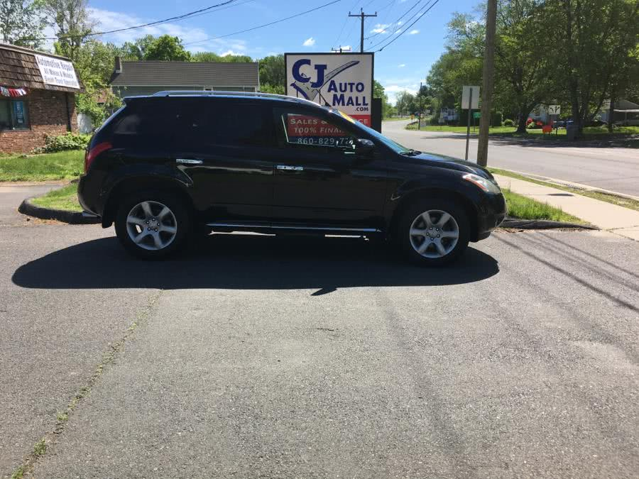 2006 Nissan Murano 4dr SL V6 AWD, available for sale in Bristol , CT