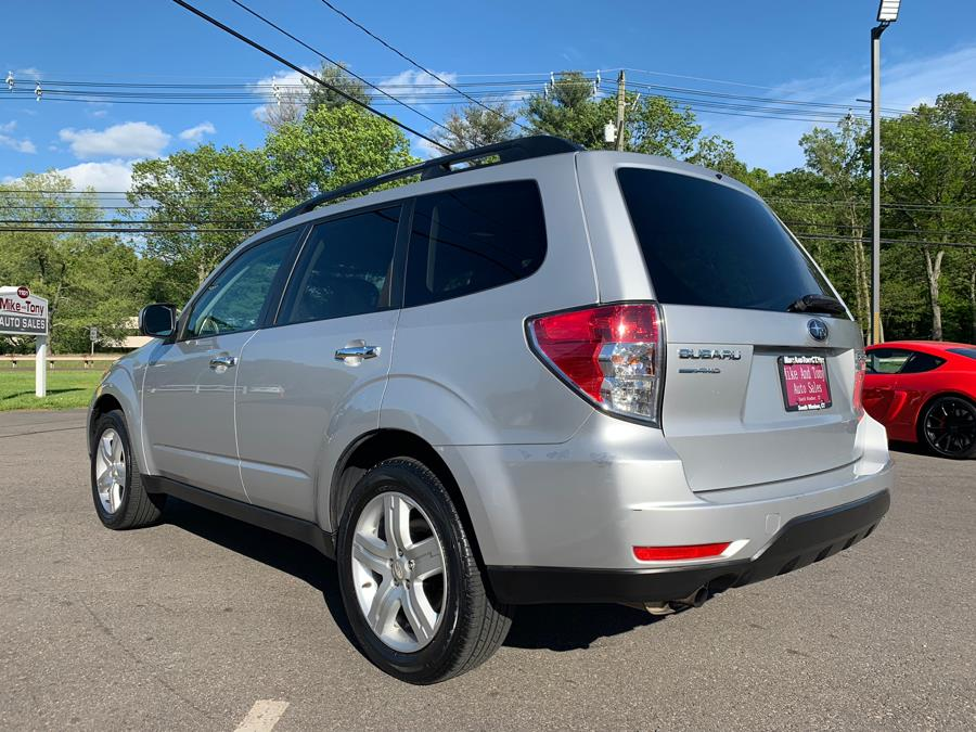 2010 Subaru Forester 4dr Auto 2.5X Premium PZEV, available for sale in South Windsor, Connecticut   Mike And Tony Auto Sales, Inc. South Windsor, Connecticut