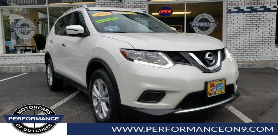 Used Nissan Rogue AWD 4dr SV 2016 | Performance Motorcars Inc. Wappingers Falls, New York