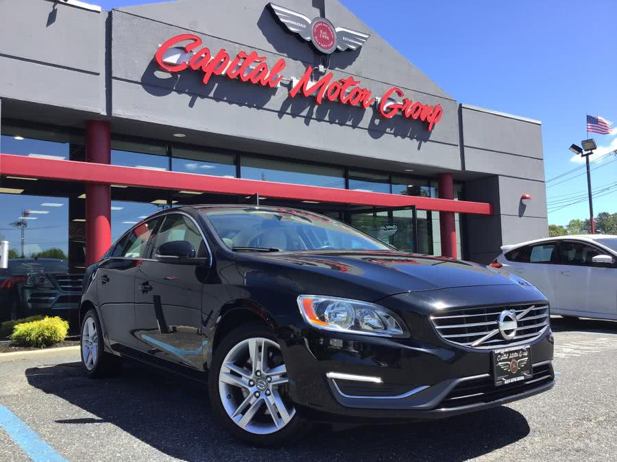 Used Volvo S60 4dr Sdn T5 AWD 2014 | Capital Motor Group Inc. Medford, New York