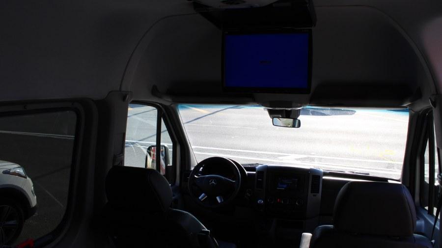 "Used Mercedes-Benz Sprinter Passenger Vans 2500 170"" 2014 | Rubber Bros Auto World. Brooklyn, New York"