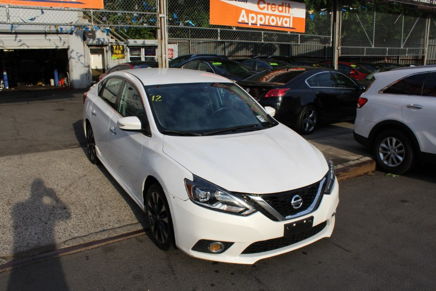2016 Nissan Sentra 4dr Sdn I4 CVT SR, available for sale in Brooklyn, New York | Rubber Bros Auto World. Brooklyn, New York