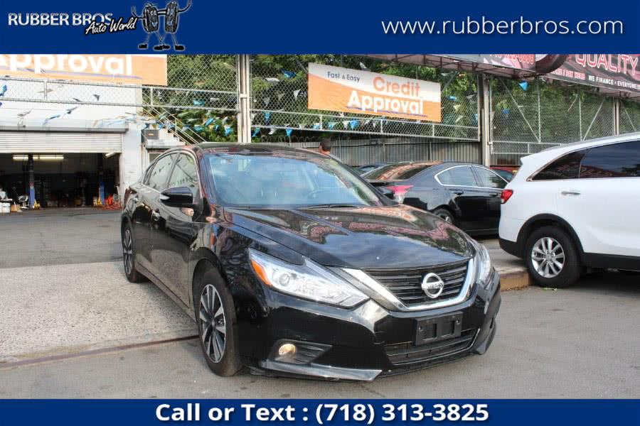 2018 Nissan Altima 2.5 SL Sedan, available for sale in Brooklyn, New York | Rubber Bros Auto World. Brooklyn, New York