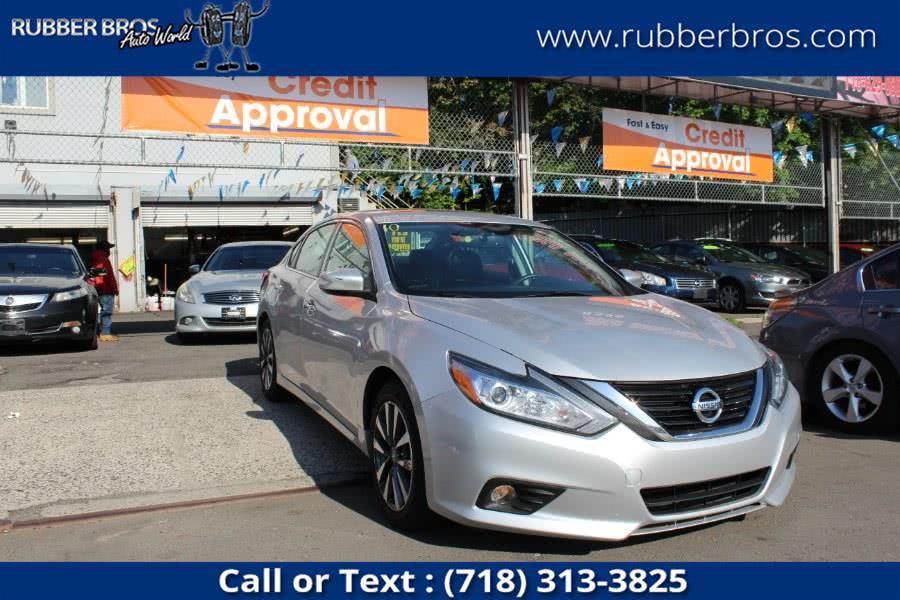 Used 2017 Nissan Altima in Brooklyn, New York | Rubber Bros Auto World. Brooklyn, New York