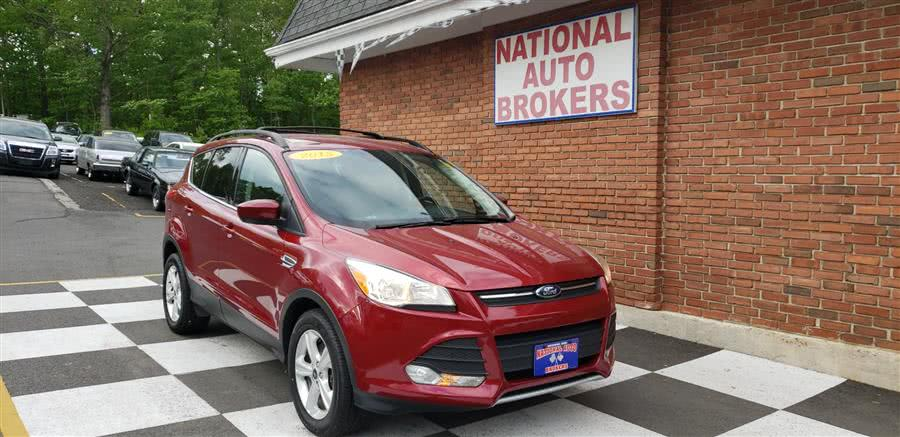 Used Ford Escape 4WD 4dr SE 2015 | National Auto Brokers, Inc.. Waterbury, Connecticut