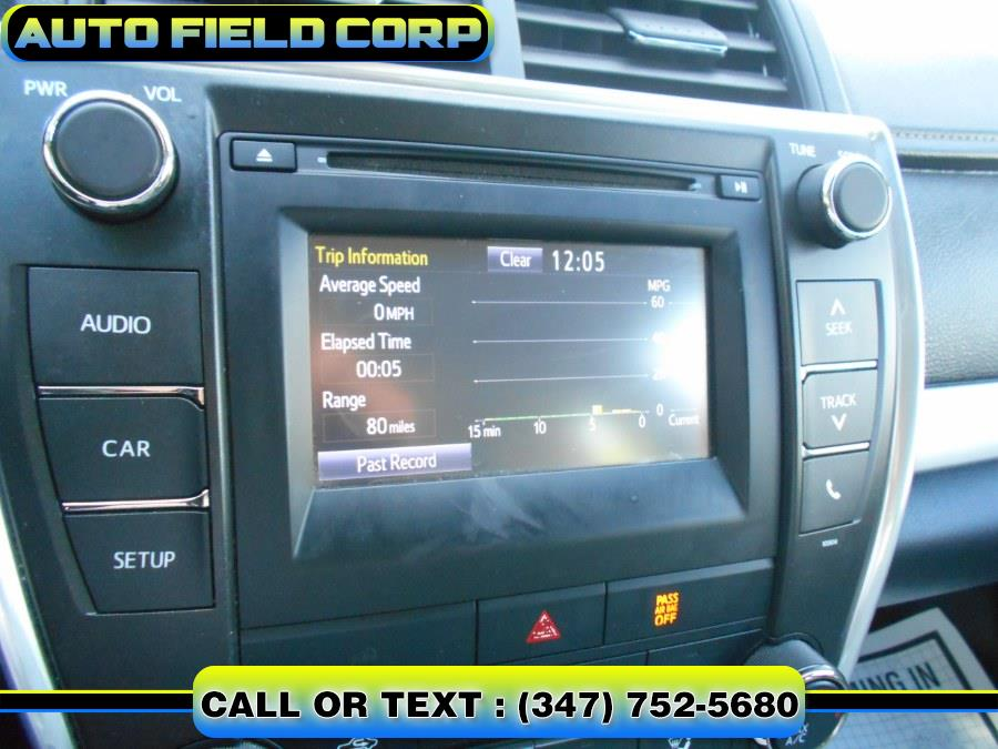 2016 Toyota Camry 4dr Sdn I4 Auto SE (Natl), available for sale in Jamaica, New York | Auto Field Corp. Jamaica, New York