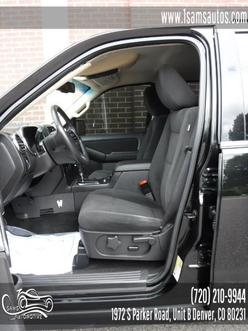 Used Ford Explorer 4WD 4dr XLT 2010 | Sam's Automotive. Denver, Colorado