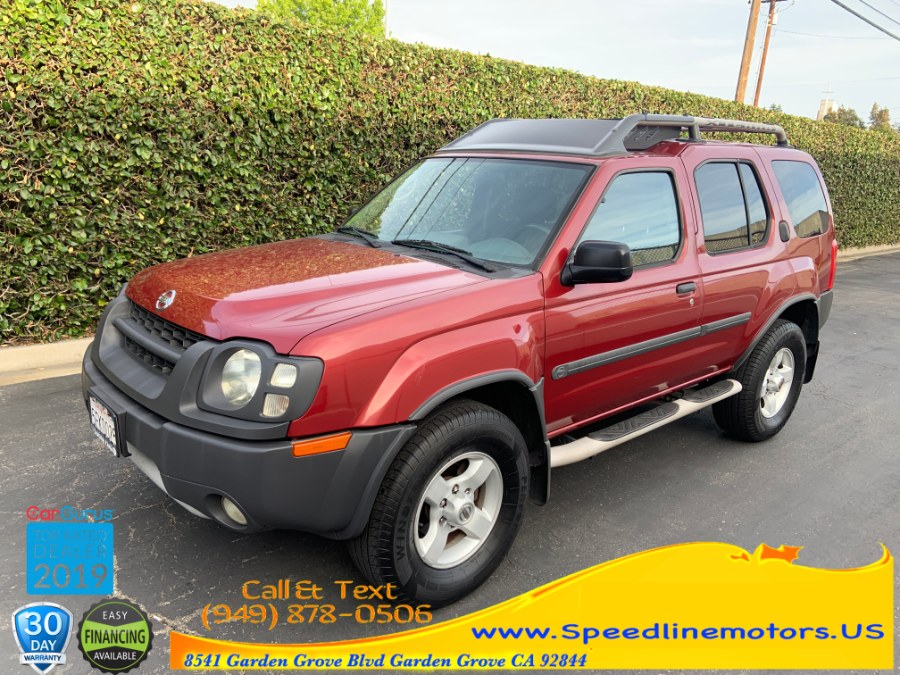 2004 Nissan Xterra 4dr XE 2WD V6 Auto, available for sale in Garden Grove, California | Speedline Motors. Garden Grove, California