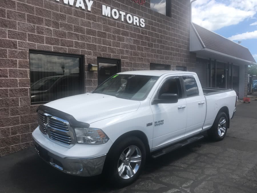 2014 Ram 1500 4x4 1500 Big Horn, available for sale in Bridgeport, CT