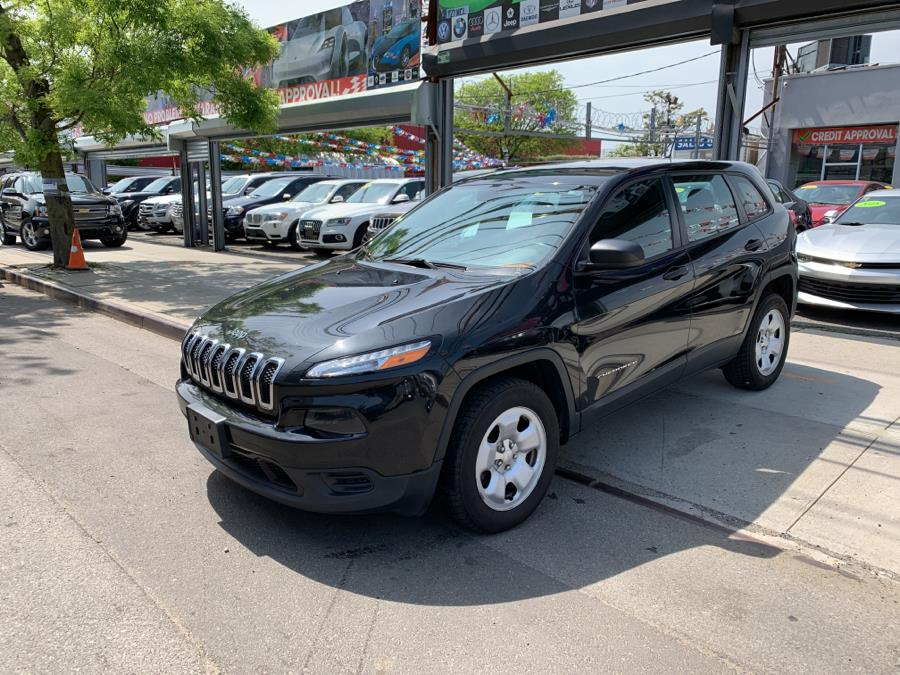 Used Jeep Cherokee 4WD 4dr Sport 2016   NYC Automart Inc. Brooklyn, New York
