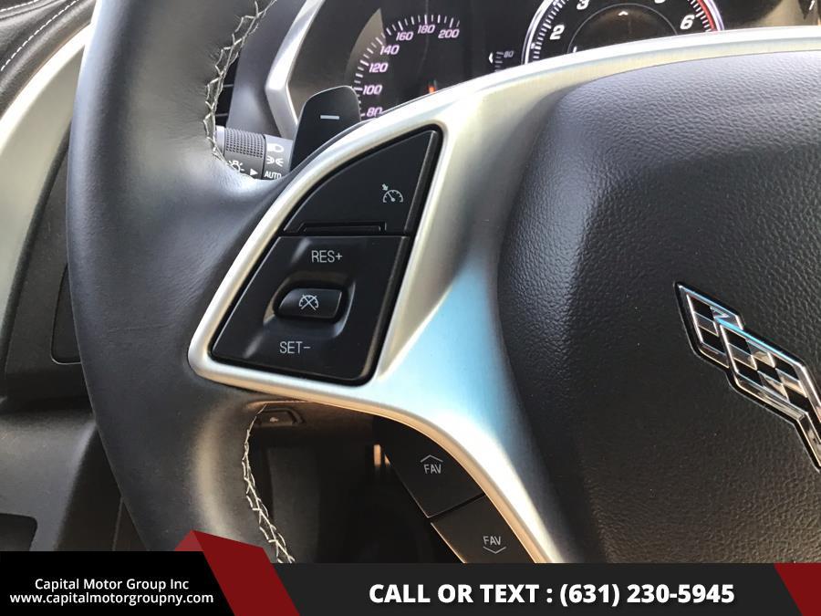 Used Chevrolet Corvette 2dr Grand Sport Cpe w/2LT 2017 | Capital Motor Group Inc. Medford, New York