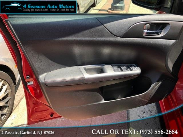 2011 Subaru Impreza WRX, available for sale in Garfield, New Jersey | 4 Seasons Auto Motors. Garfield, New Jersey