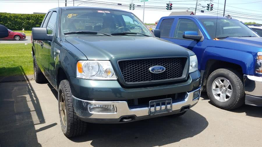 "Used Ford F-150 Supercab 133"" XLT 4WD 2005"