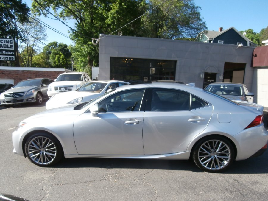 2016 Lexus IS 300 4dr Sdn AWD, available for sale in Waterbury, Connecticut   Jim Juliani Motors. Waterbury, Connecticut