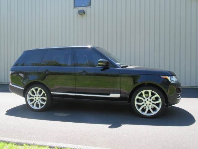 2015 Land Rover Range Rover 4WD 4dr Supercharged, available for sale in Danbury, Connecticut   Performance Imports. Danbury, Connecticut