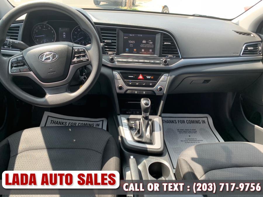 2018 Hyundai Elantra SEL 2.0L Auto SULEV (Alabama), available for sale in Bridgeport, Connecticut | Lada Auto Sales. Bridgeport, Connecticut