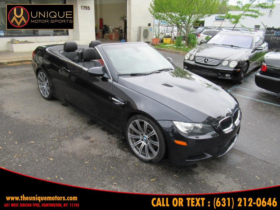 2012 BMW M3 2dr Conv, available for sale in Huntington, New York | Unique Motor Sports. Huntington, New York