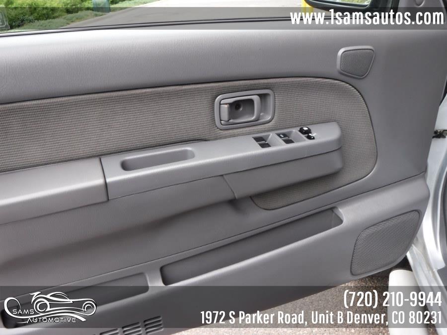 2001 Nissan Xterra 4dr SE 4WD V6 Auto, available for sale in Denver, Colorado | Sam's Automotive. Denver, Colorado