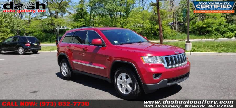 Used Jeep Grand Cherokee 4WD 4dr Laredo 2011 | Dash Auto Gallery Inc.. Newark, New Jersey