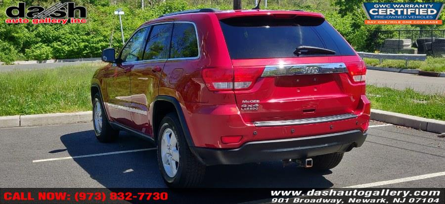 2011 Jeep Grand Cherokee 4WD 4dr Laredo, available for sale in Newark, New Jersey | Dash Auto Gallery Inc.. Newark, New Jersey