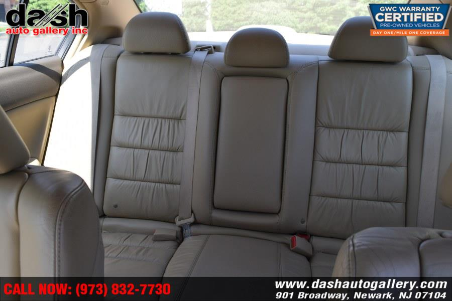 2009 Honda Accord Sdn 4dr V6 Auto EX-L PZEV, available for sale in Newark, New Jersey | Dash Auto Gallery Inc.. Newark, New Jersey